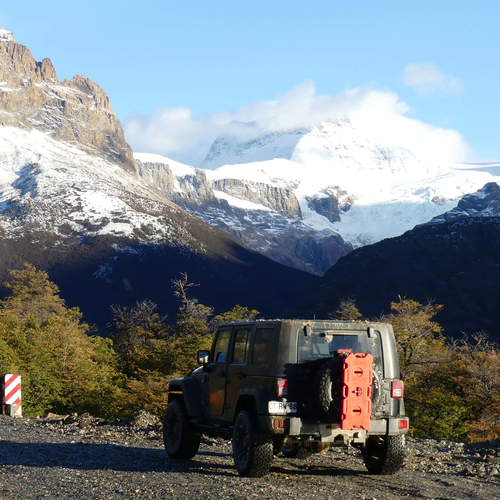 Patagonia Jeep Safari